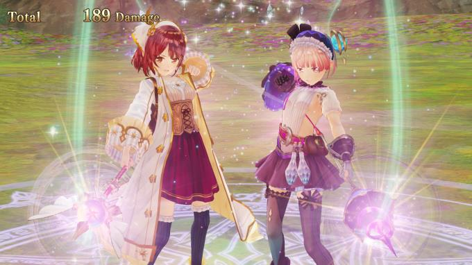 Atelier Lydie & Suelle: The Alchemists and the Mysterious Paintings DX PC Crack