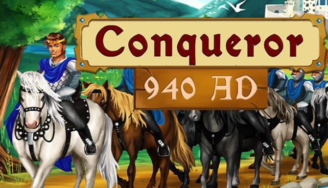 Conqueror 940 AD Free Download
