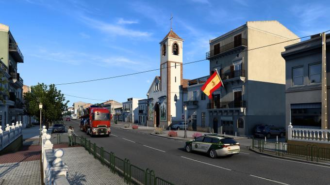 Euro Truck Simulator 2 - Iberia Torrent Download