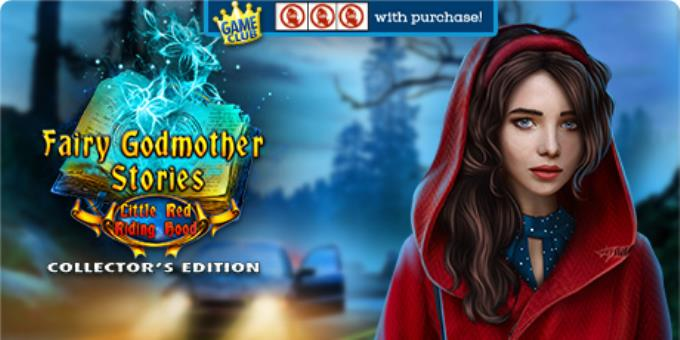 Fairy Godmother Stories: Little Red Riding Hood Collector's Edition Free Download