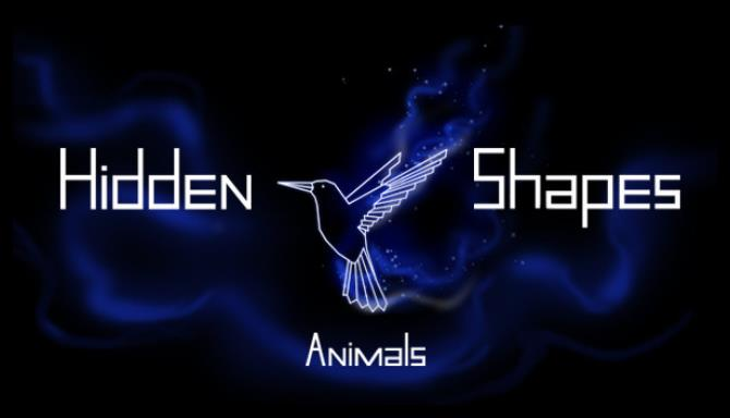 Hidden Shapes Animals - Jigsaw Puzzle Game Free Download