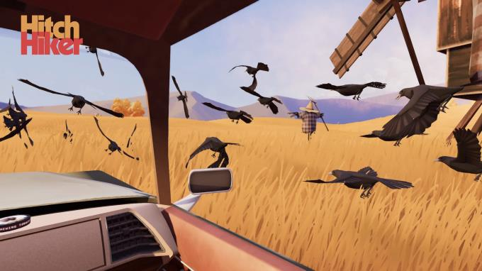 Hitchhiker - A Mystery Game PC Crack