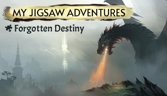 My Jigsaw Adventures 4 Forgotten Destiny Free Download