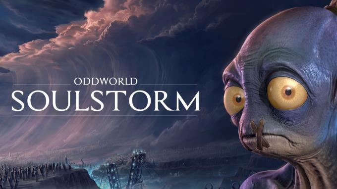 Oddworld Soulstorm Free Download (v1.06000)