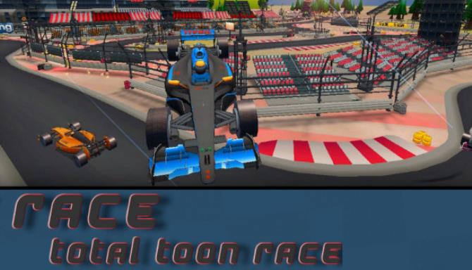 Race - Total Toon Race Free Download