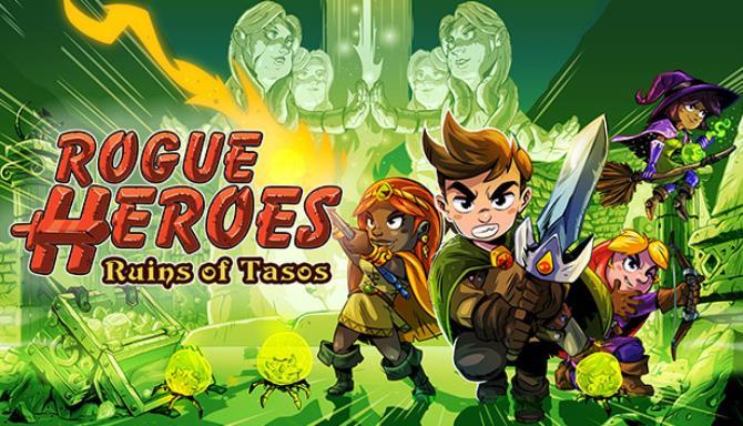 Rogue Heroes: Ruins of Tasos Free Download