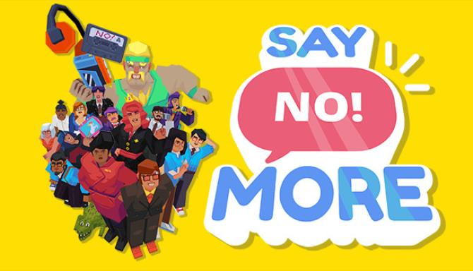 Say No! More Free Download