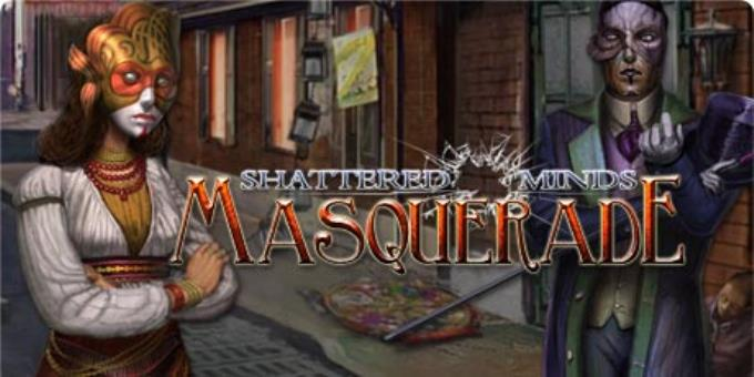 Shattered Minds: Masquerade free download