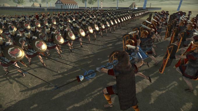 Total War: ROME REMASTERED Torrent Download