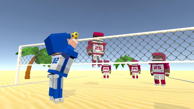 Volleyball Fever PC Crack