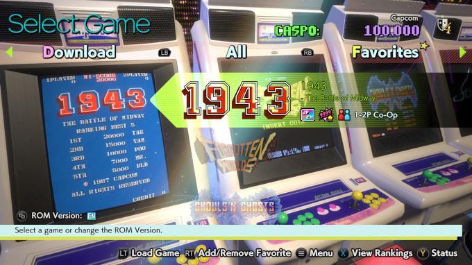 Capcom Arcade Stadium Torrent Download