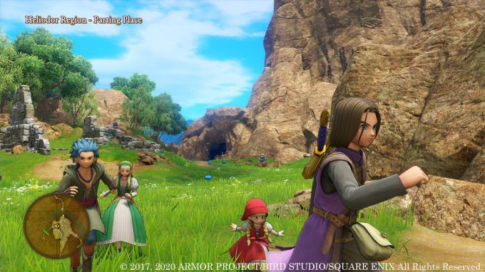 DRAGON QUEST XI S: Echoes of an Elusive Age - Definitive Edition PC Crack
