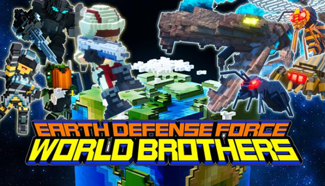 EARTH DEFENSE FORCE: WORLD BROTHERS free download