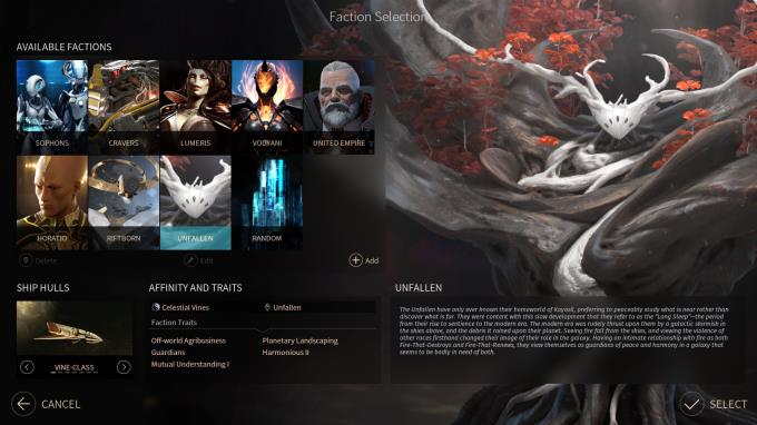 Endless Space 2 PC Crack