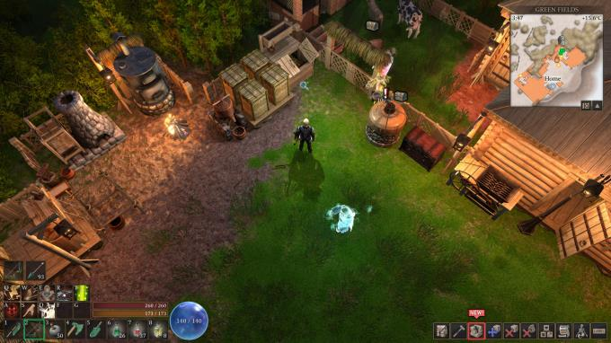 Force of Nature 2: Ghost Keeper PC Crack