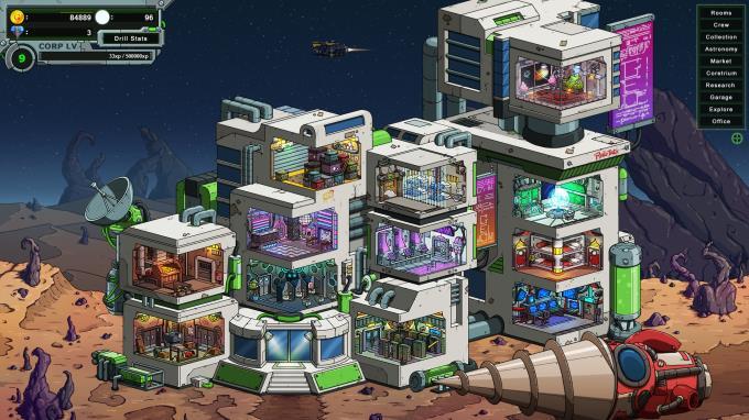 Galactic Mining Corp Torrent Download
