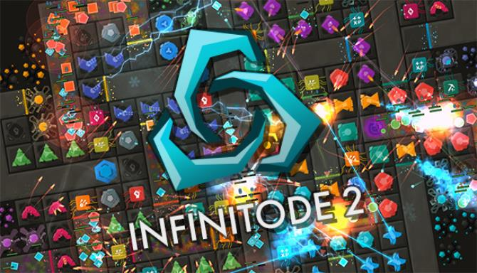 Infinitode 2 – Infinite Tower Defense free download