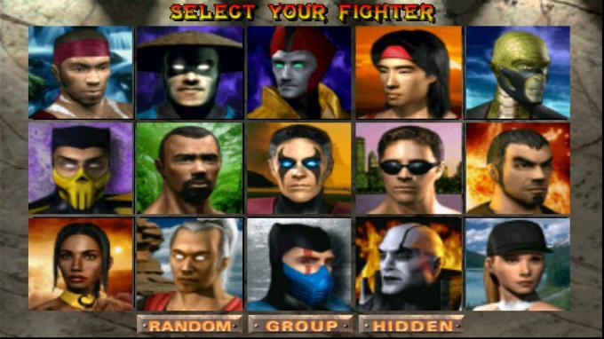 Mortal Kombat 4 Torrent Download