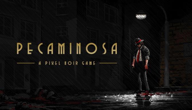 Pecaminosa - A Pixel Noir Game Free Download