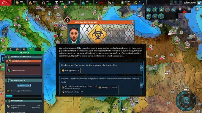 Realpolitiks II PC Crack
