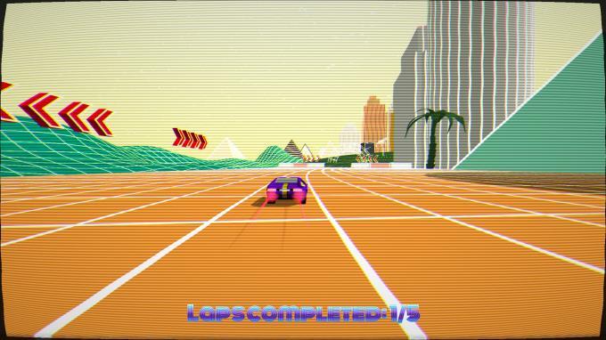 Retro Racer PC Crack