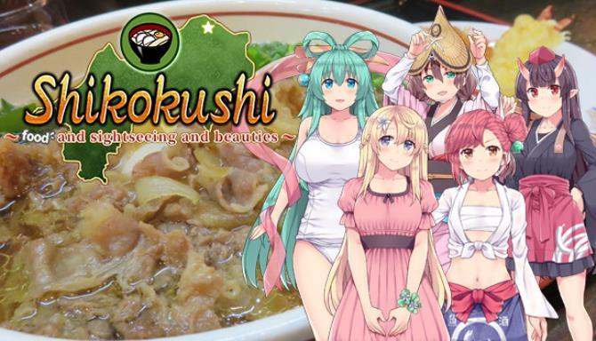 Shikokushi ~food and sightseeing and beauties~ Free Download