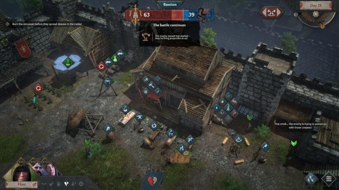 Siege Survival: Gloria Victis Torrent Download