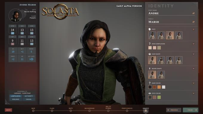 Solasta: Crown of the Magister PC Crack