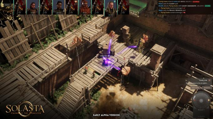 Solasta: Crown of the Magister Torrent Download