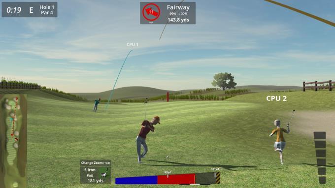 Speedy Golf Torrent Download