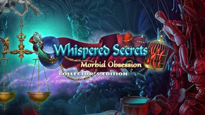 Whispered Secrets: Morbid Obsession Collector's Edition Free Download