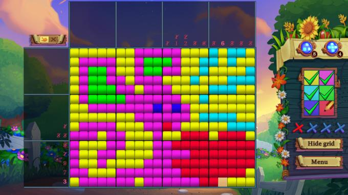 Adventure Mosaics. Granny's Farm Torrent Download