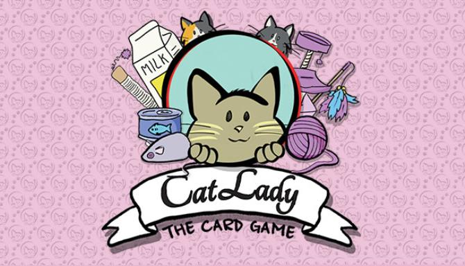 Cat Lady - The Card Game Free Download