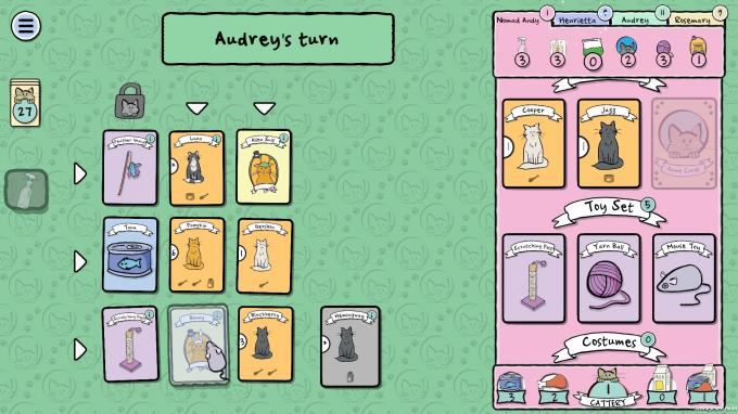 Cat Lady - The Card Game PC Crack