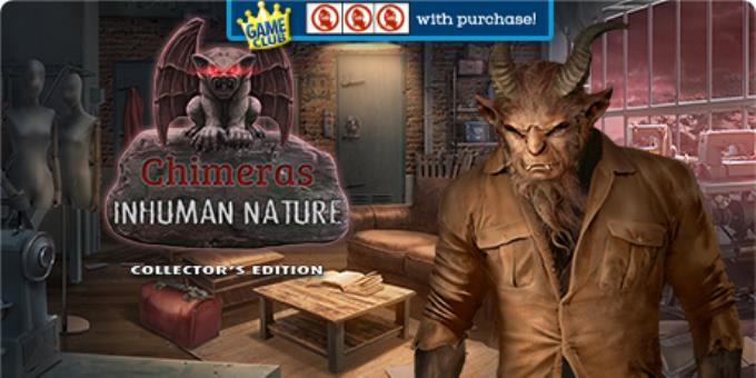 Chimeras: Inhuman Nature Collector's Edition Free Download