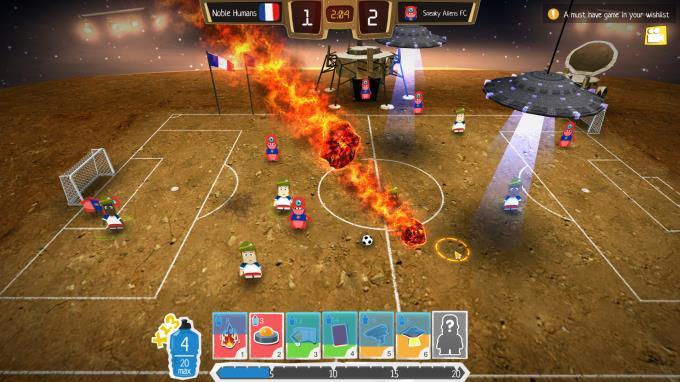 Crazy Soccer: Football Stars PC Crack