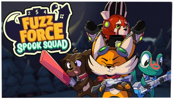 Fuzz Force: Spook Squad free download