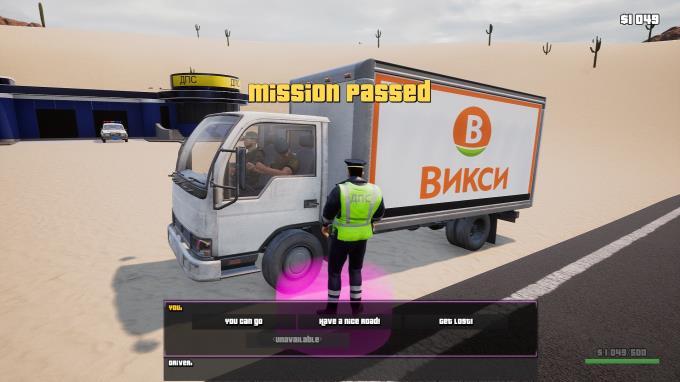 GAI Stops Auto: Right Version Simulator PC Crack