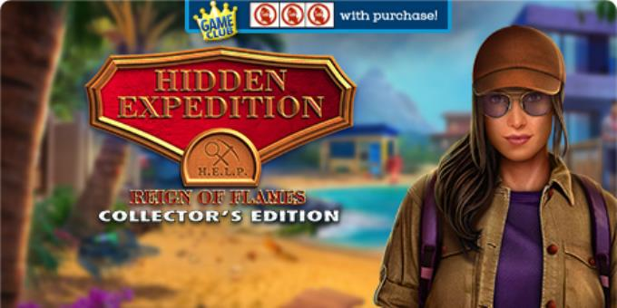 Hidden Expedition: Reign of Flames Collector's Edition Free Download
