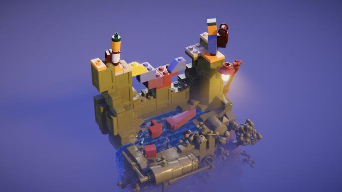 LEGO Builder's Journey PC Crack