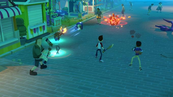 Last Kids on Earth and the Staff of Doom PC Crack