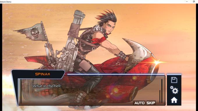 Maelstrom: A Yaoi Visual Novel Torrent Download