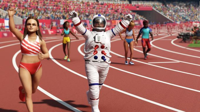 Olympic Games Tokyo 2020 – The Official Video Game PC Crack