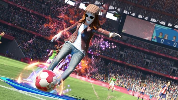 Olympic Games Tokyo 2020 – The Official Video Game Torrent Download