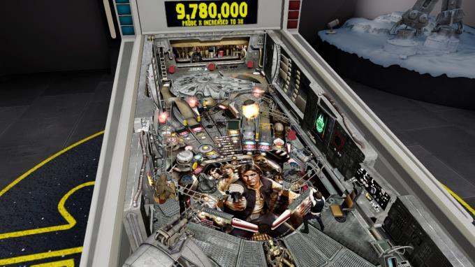 Star Wars Pinball VR PC Crack