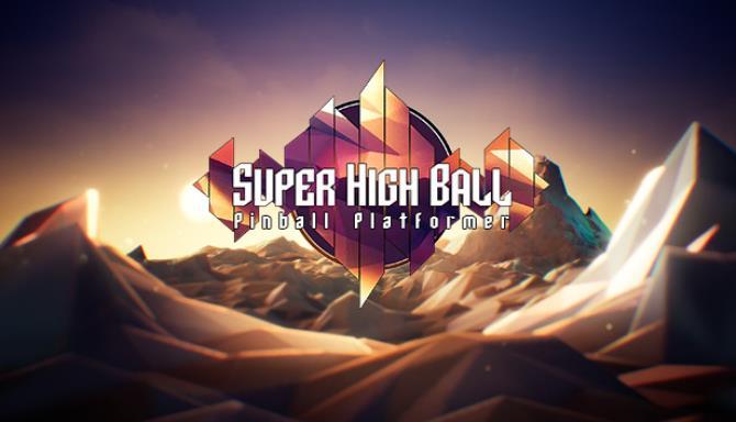 Super High Ball: Pinball Platformer Free Download