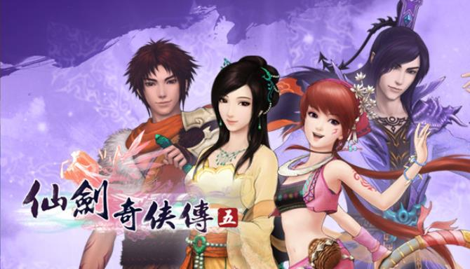 Sword and Fairy 5 Free Download