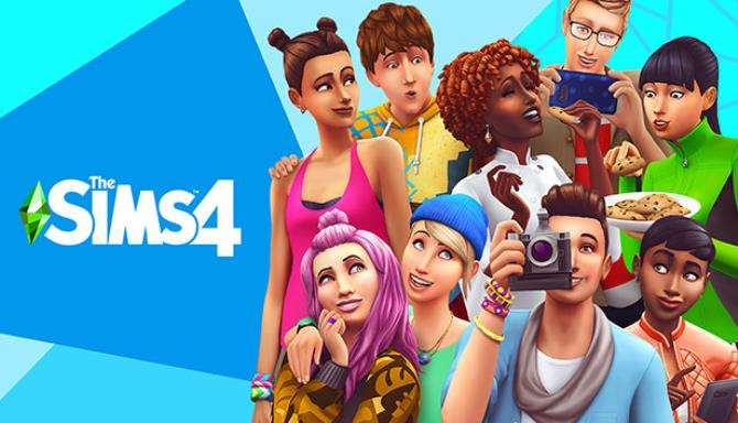 The Sims 4 (v1.75.125.1030 & ALL DLC) free download