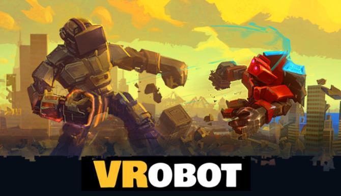 VRobot: VR Giant Robot Destruction Simulator free download
