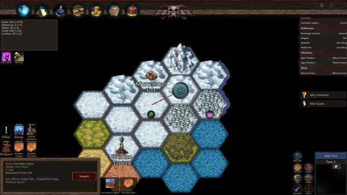 Wizards and Warlords Torrent Download